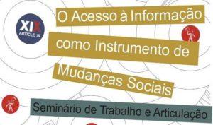 O Acesso à Informação como instrumento de mudanças sociais
