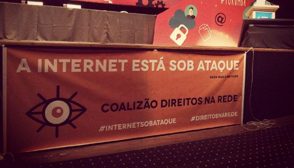 Internet sob ataque