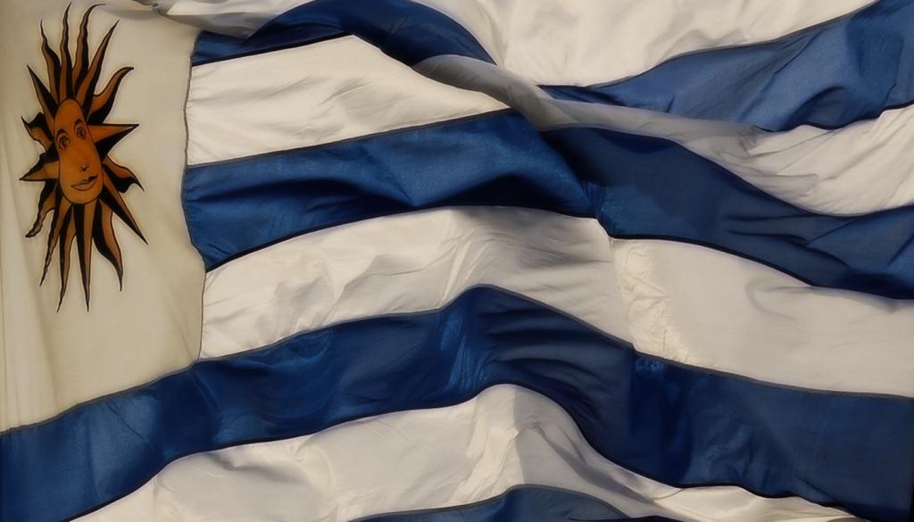 bandeira uruguay