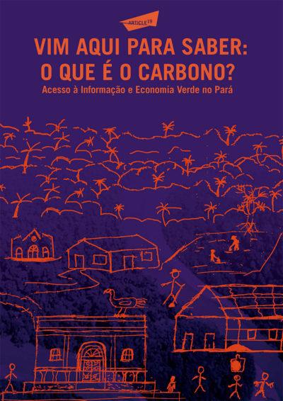 """relatório """"Vim Aqui Para Saber: O Que é o Carbono?"""""""