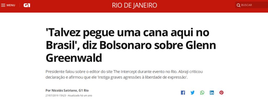 Autor: Jair Bolsonaro