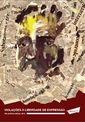 Capa do Relatório de Violações de 2013