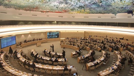 Conselho de Direitos Humanos
