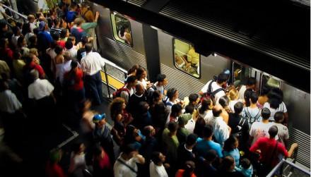 Cresce o número de denúncias de abuso sexual no Metrô de São Paulo