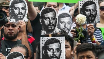 Mais um jornalista é assassinado no México